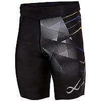 CW-X 運動緊身褲 速度款 (半 4分長) 吸汗速干 防紫外線 HPO695 男士