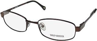 Harley-Davidson Hdt 115 女士/女士设计师全框弹簧铰链简约优雅嘻哈眼镜/眼镜