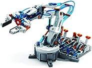 "ecobee Teach Tech 水栖机器动臂套件"",液压套件,STEM 建筑玩具,适合 10"