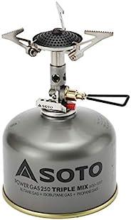 SOTO 微型调节器炉灶