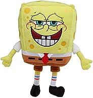 SpongeBob SquarePants Exsqueeze Me 毛绒玩具 SpongeBob Fart 10英寸