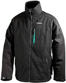 Hitachi UJ18DSL W5 保暖夹克 XL 码 带 BSL18UA * 黑色 0