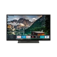 Toshiba 東芝電視(全高清,智能電視,三調諧器,Prime 視頻,藍牙,適用于 Alexa) 32 Zoll 822547