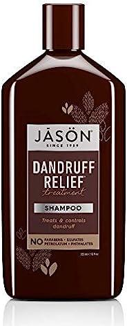 Jason 去屑洗发水 355ml 2瓶装