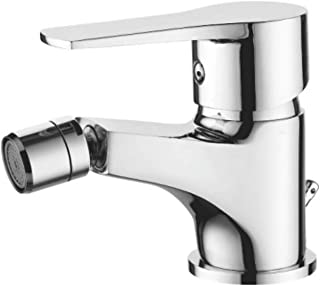 Ibergrif star 单杆浴室混合式净身盆龙头,镀铬