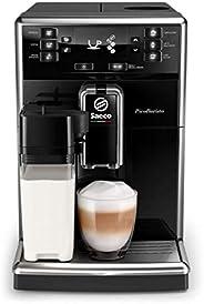 Saeco PicoBaristo 喜客意式咖啡机(附带牛奶瓶) 黑色