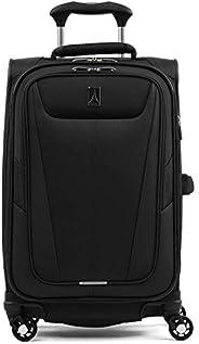 travelpro maxlite mls 5?6.75英寸可擴展 carry-on spinner suitcase 黑色 均碼