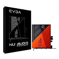 EVGA NU Audio Pro,PCIe,RGB LED,背板,设计有音频备注 Pro Surround