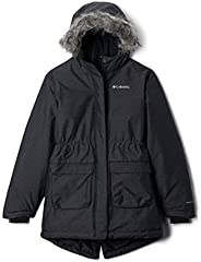 Columbia Girl's Nordic Strider Down Insulated Synthetic Top Ja