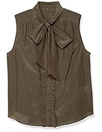 GRACE COMPANTAL 衬衫 雪纺保守衬衫 女士 0120241018