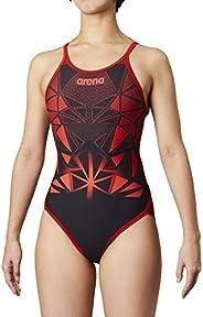 arena 阿瑞娜 训练用竞技泳衣 女士 紧身套装 超Flyback ARENA BISHAMON