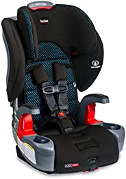 Britax Grow with You ClickTight Harness-2-Booster Car Seat | 2 Layer Impact Protection - 25 to 120 Pounds + Co