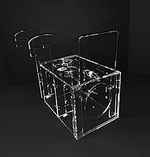 水族箱/适应箱的大鱼陷阱