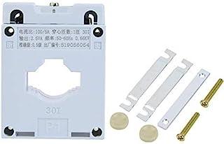 Beennex 3 件 BH-0.66 30φ 防燃塑料支架电流变压器 0.66KV 0.5 50-60Hz(100/5)