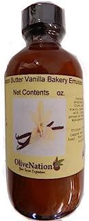 OliveNation Butter Vanilla Emulsion, 8 Ounce