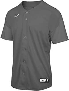 Mizuno Aerolite 全纽扣棒球运动衫