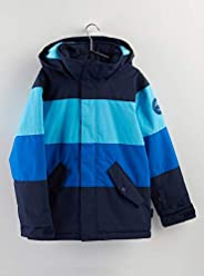 Burton 男孩符号滑雪夹克