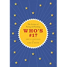 Who's #1?: The Science of Rating and Ranking (English Edition)