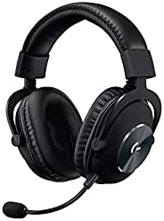 Logicool G 游戏头戴式耳机 G-PHS-003 7.1ch Blue VO! CE搭载 3.5mm usb PC/PS4/Xbox G Pro X