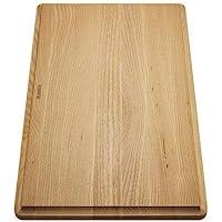 Blanco 237118 Faron 木质切割板,灰白色