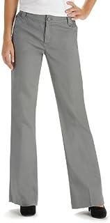 Lee Women's Petite Modern Fit Belted Technician Trouser