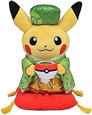 ポケモン(Pokemon) Pokemon Center 精灵宝可梦 原创 毛绒玩具 扮演各种茶话 皮卡丘 公头