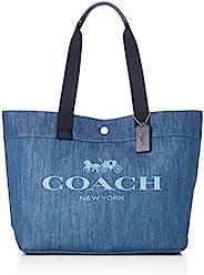 COACH 蔻驰 托特包 F67415 手提包 帆布 可收纳B4尺寸
