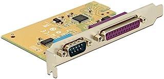 DeLock PCIe x1 串行 1 x 平行 1 x