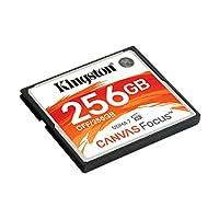 Kingston CF Canvas Focus Compact 闪存CFF/256GB 256GB