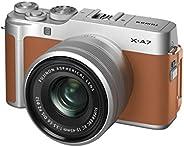 Fujifilm富士膠片 無反光鏡單反相機 X-A7鏡頭套裝
