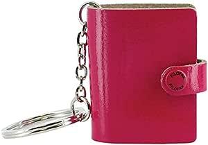 Filofax 原版钥匙圈,紫红色 (B828091)