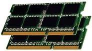 新品! 8GB 2X4GB DDR3 SODIMM 204 Pin 1066 MHz PC3-8500 内存条