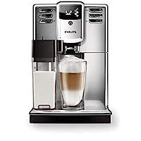 Philips 飞利浦 5000系列 不锈锅全自动咖啡机 EP5365/10,5种咖啡饮品制备(集成牛奶系统)