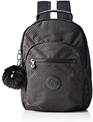 Kipling 书包 CLAS Seoul S Powder Black 34 cm