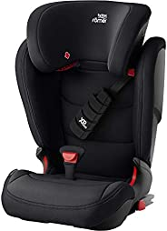 Britax 寶得適 R?mer 兒童座椅 15 - 36 千克(3.5 - 12 歲),KIDFIX Z-LINE兒童安全座椅 ISOFIX group 2/3,黑色