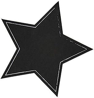 efco 黑板 贴纸 黑星 3465689 颜色:黑色;30 厘米