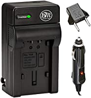 VW-VBK180、VW-VBK360、VBT190、VBT380 电池充电器适用于松下 HC-V10、HC-V100、HC-V110、HC-V130、HC-V160、HC-V180、HC-V201、HC-V210、HC