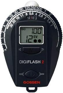Gossen GO 4007-2 Digiflash 测光仪 2 (黑色)