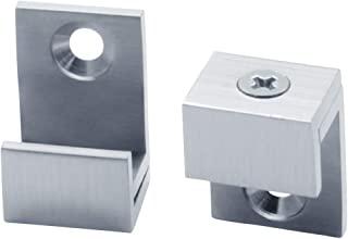 CRL 镀铬 1.59 厘米宽镜夹 - 套装