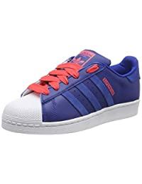 adidas 阿迪达斯 男女适宜 儿童 Superstar J 运动鞋