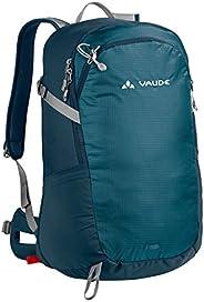VAUDE WIZARD expendable 徒步背包–聚酰胺 rucksack ,内置 raincover–理想户外帆布带多存储 compartments