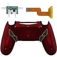 eXtremeRate Dawn 可编程重装套件,适用于 PS4 控制器,带 Mod 芯片和重新设计的后壳和 4 个后扣…