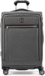 """Travelpro Luggage Platinum Elite 25"""" Expandable Spinner Suitcase w/Suiter, Vintage"""