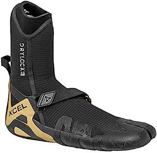 XCEL 3mm DRYLOCK Celliant 黑色分趾靴 - 2019