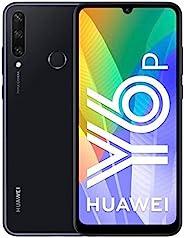 HUAWEI 華為 Y6p 2020 功能強大的5000 mAh 電池,13 MP 3 倍攝像頭,64 GB 大內存,午夜黑