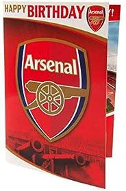 Arsenal F.C. 音乐生日卡