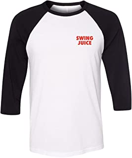 Swing Juice New Golf & Pizza 七分插肩袖 T 恤 -