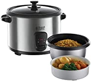 Russell Hobbs Cook 不銹鋼/黑色 1 - Pack 19750-56