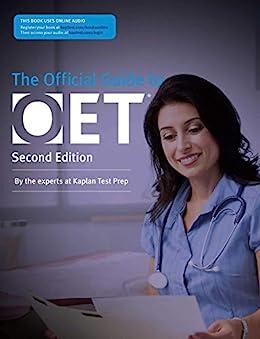 """Official Guide to OET (Kaplan Test Prep) (English Edition)"",作者:[Kaplan Test Prep]"