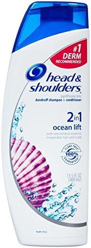 Head & Shoulders Ocean Lift 二合一洗发水 + 护发素 - 13.
